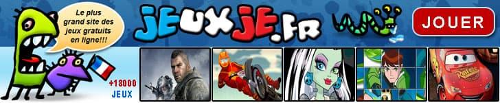 Jeux gratuits en ligne - JeuxJE