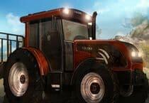 4 Wheeler Tractor Challenge Jeu