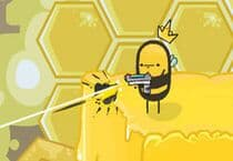 Angry Bees Jeu