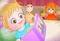 Baby Hazel Bed Time Jeu