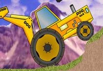Backhoe Trial Jeu