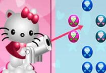 Balles Hello Kitty Jeu