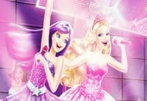 Barbie and Pop Star HL Jeu