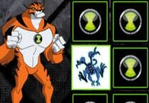 Ben 10 Alien Card Jeu