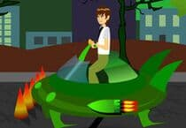 Ben 10 Rescue Mission Jeu