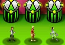 Ben 10 Shell Game Jeu
