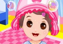 Bubble Baby Dress Up Jeu