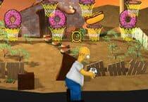 Cerceaux Simpson Jeu