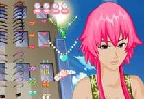 City Girl Make Over Jeu