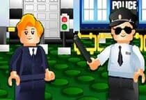 Constructeur de Briques Police Jeu