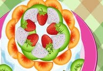 Cook A Fruit Cake Jeu