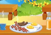 Cooking Delicious Breakfast Jeu