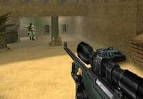Counter Strike De Hiekka Jeu