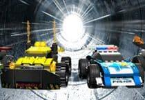 Course de Tunnel Jeu