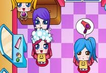 Cutie s Hairdressing Salon Jeu