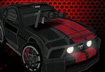 Death Race Arena Jeu