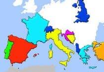 Défi de Géographie Européenne Jeu