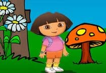 Dora Heart Collect Jeu