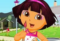 Dora Kindergarten Adventure Jeu