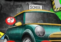 Driving School Exam Jeu