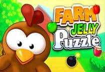 Farm Jelly Puzzle Jeu