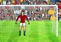 Football Tire et Marque Jeu