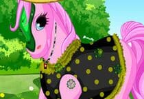 Happy Pony Dress Up Jeu