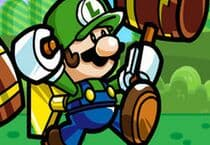 Luigi Go Adventure Jeu