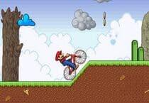 Mario BMX Jeu