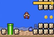 Mario s Time Attack Jeu