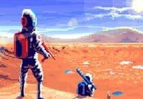 Mars Commando Jeu