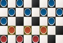 Master of Checkers Jeu