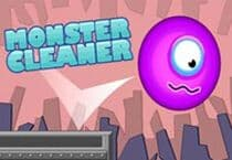 Monster Cleaner Jeu