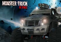 Monster Truck In Space Jeu