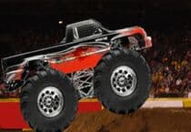 Monster Truck Rush Game Jeu