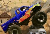 Monster Truck Trip 2 Jeu