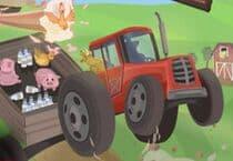 Ne Mange pas mon Tracteur Jeu