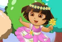 New Dora Flower World Jeu