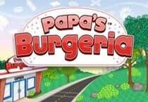 Papa s Burgeria Jeu