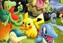 Pokemon Lettres Cachées Jeu