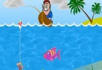 Pretty Fishing Jeu