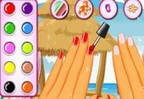 Pretty Pedicure Jeu