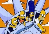 Puzzle Simpsons Jeu