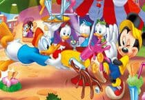 Puzzle Toon Town Jeu