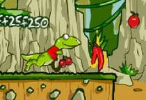 Raptor Fruit Rush Jeu