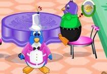 Resto New Yorkais pour Pingouins Jeu