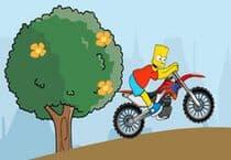 Simpson Bike Jeu