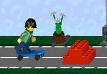 Skateur Lego Jeu