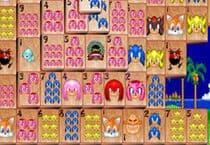 Sonic Mahjong Jeu