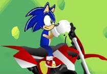 Sonic New Bike Jeu